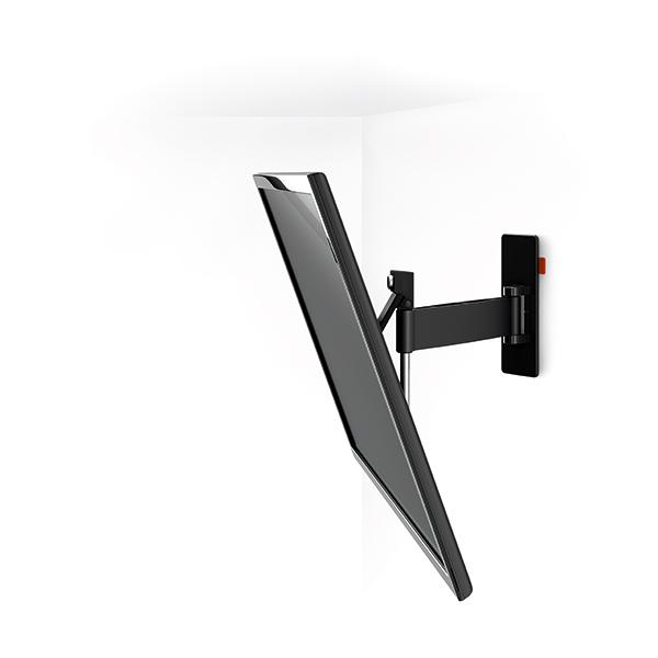 中型・大型 40〜65型 テレビ壁掛け金具 Vogel's ボーゲルズ WALL3325(壁付・シングルアーム 首振り120°回転)