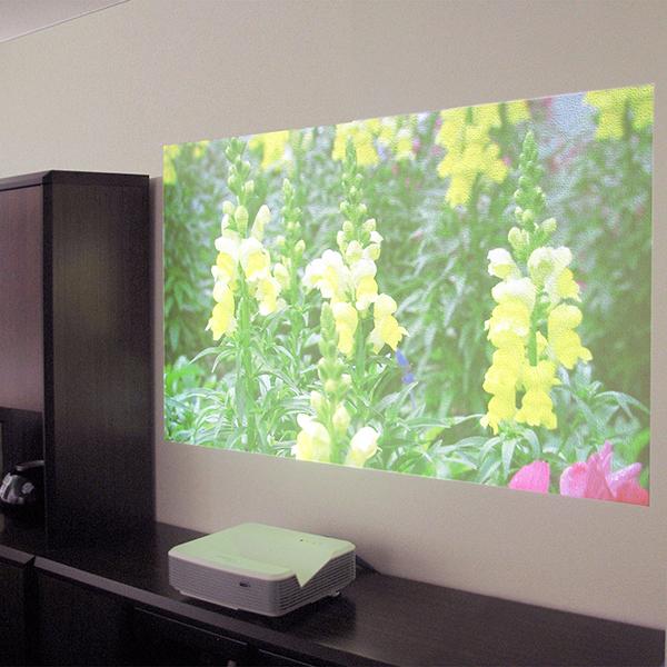 【中古・本体6ヶ月保証】明るい4000ルーメン・超短焦点 フルHD DLPプロジェクター Optoma オプトマ EH320UST