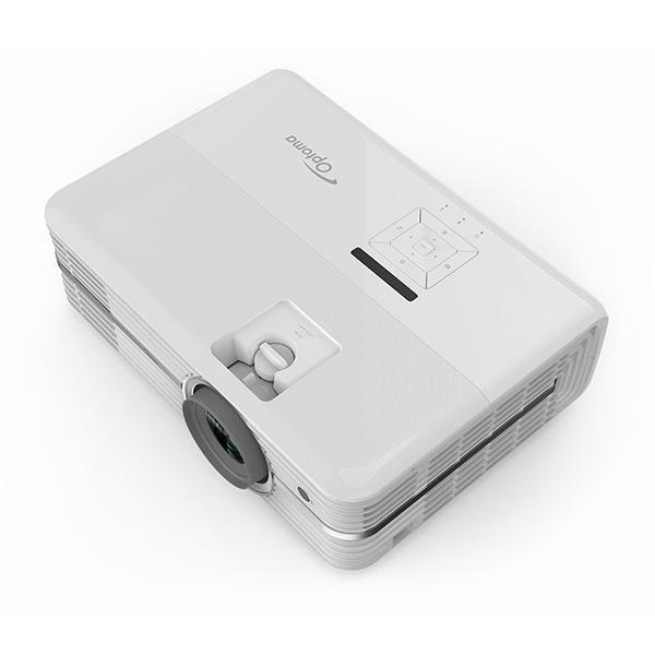 お買い得【展示のみ・未使用品】4K UHD HDR対応 DLP プロジェクター Optoma オプトマ UHD50
