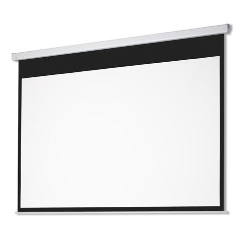 120インチ 電動 スクリーン OS オーエス SEC-120HM-R1-WG