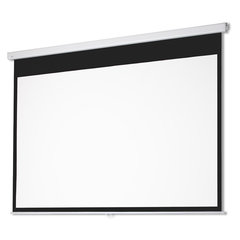 100インチ 手動 スクリーン OS オーエス SMC-100HM-1-WG