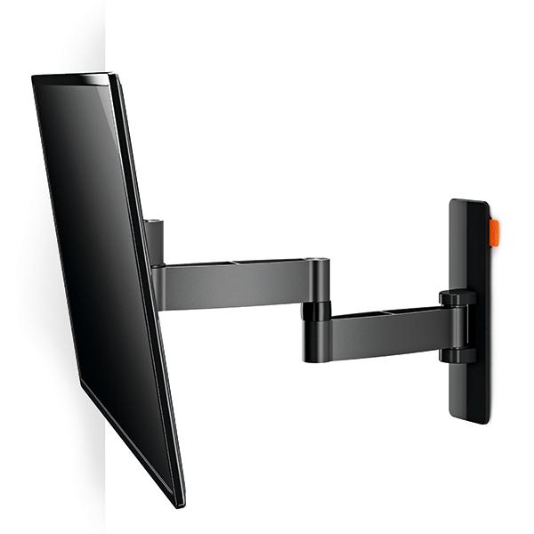 小型・中型 19〜40型 テレビ壁掛け金具 Vogel's ボーゲルズ WALL3145(壁付・ダブルアーム 首振り180°回転)