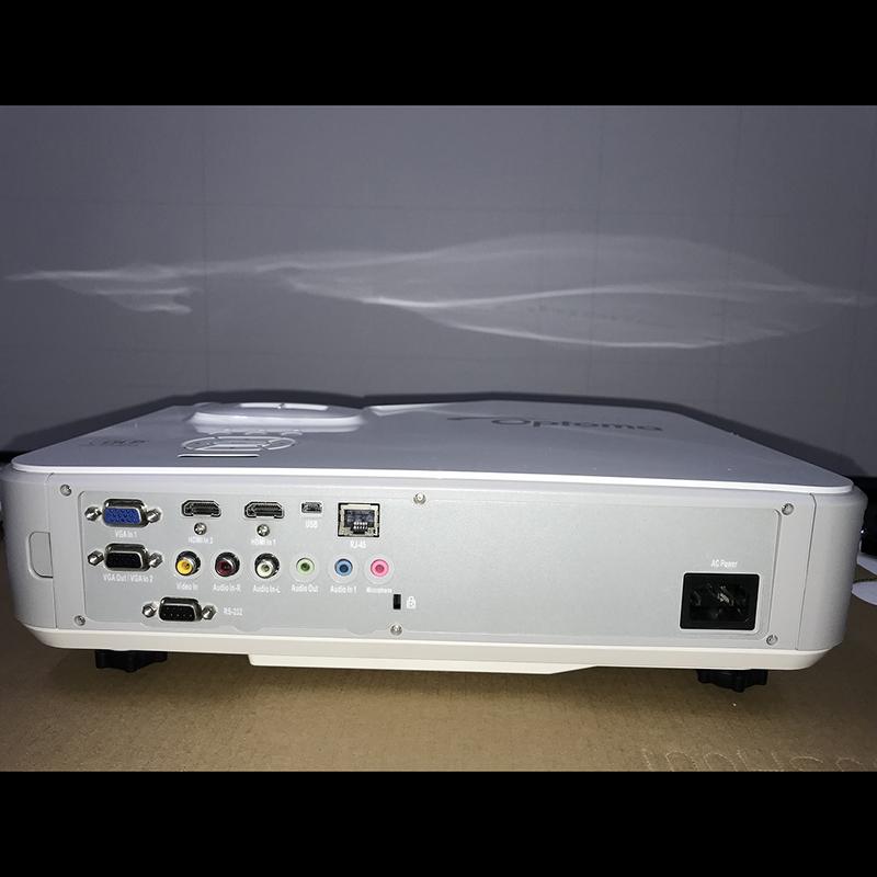 【中古・3ヶ月保証】短焦点 WXGA レーザー DLPプロジェクター Optoma オプトマ ZW310ST