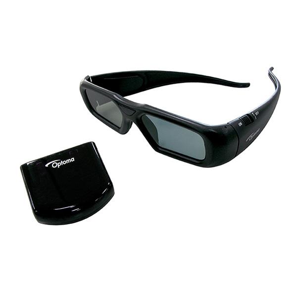 Optoma オプトマ 3Dプロジェクター対応 3Dメガネ ZF2300 と エミッター BC300 セット (VESA 3D専用)