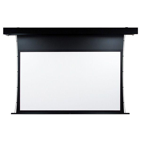 100インチ 電動 サイドテンション スクリーン 4K対応(ピュアマット�シネマ) OS オーエス TP-100HM-MRK1-WF302