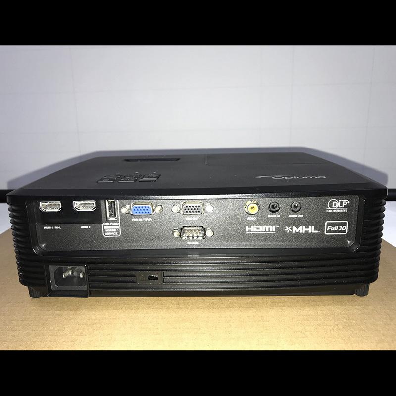 【中古・1年保証】WXGA 3600lm DLPプロジェクター Optoma オプトマ W341