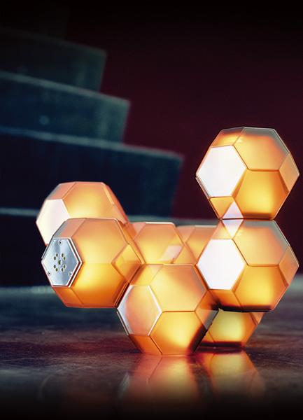 QisDesign(キスデザイン) LED照明|Crystal(クリスタル・テーブルランプ)NV01_8