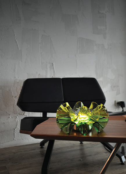QisDesign(キスデザイン) LED照明|Flamenca(フラメンカ・テーブルランプ)LC11