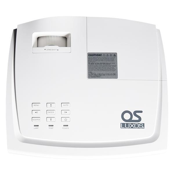 【OSブランド】フルHD DLPプロジェクター LUXOS ルクソス LP-200FH1