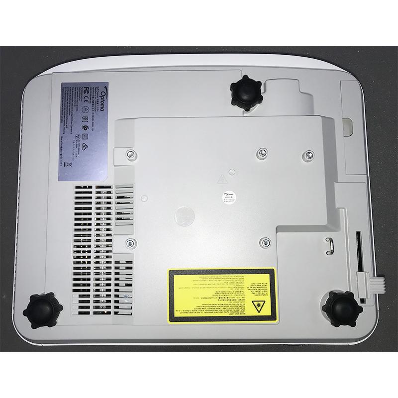 【中古美品・1年保証】超短焦点 WUXGA レーザー DLPプロジェクター Optoma オプトマ ZU500UST