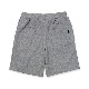 Arch basic sweat shorts H-GRAY [DRY]