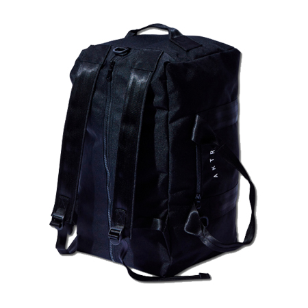 AKTR TRAVELING BAG BLACK