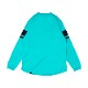 Arch slv border L/S tee MINT [DRY]