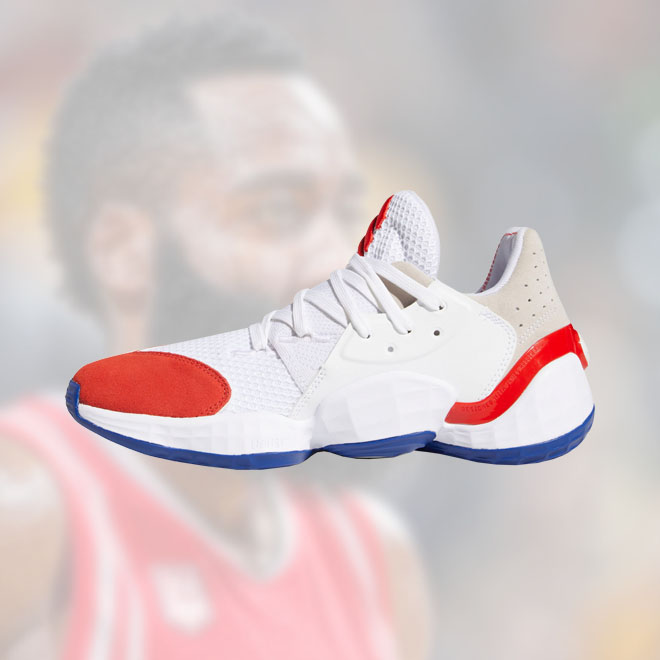 アディダス HARDEN VOL.4 QUESTION