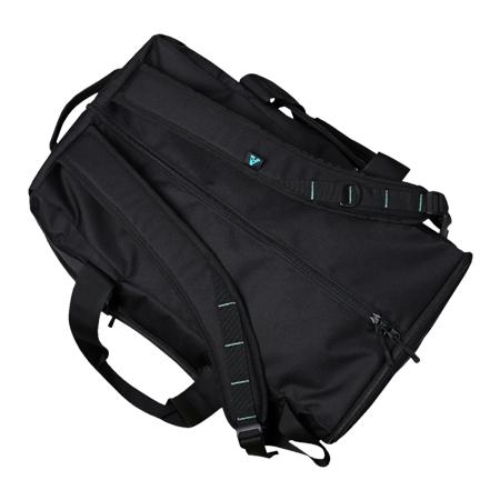 Arch tour duffel bag BLACK
