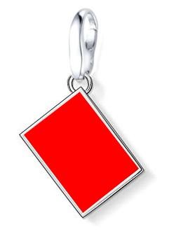 チャーム レッドカード