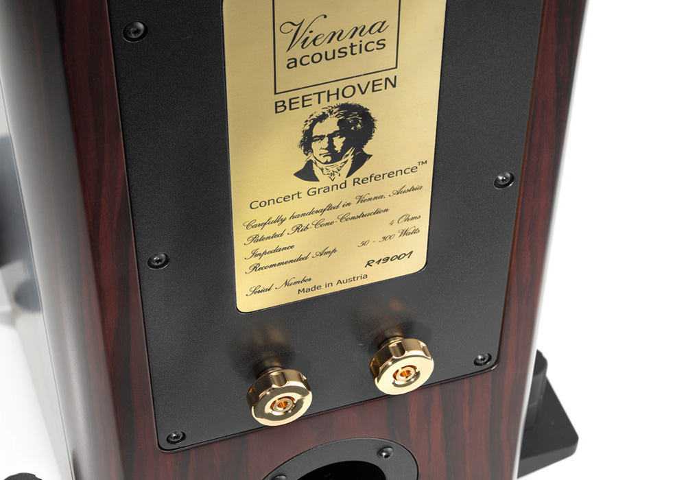 Vienna-Acoustics - Beethoven Concert Grand Reference/ローズウッド(1本)(BEETH CG REF ROW)《e》【3月31日まで・ケーブルプレゼントキャンペーン】【メーカー直送(代引不可)・納期を確認後連絡】