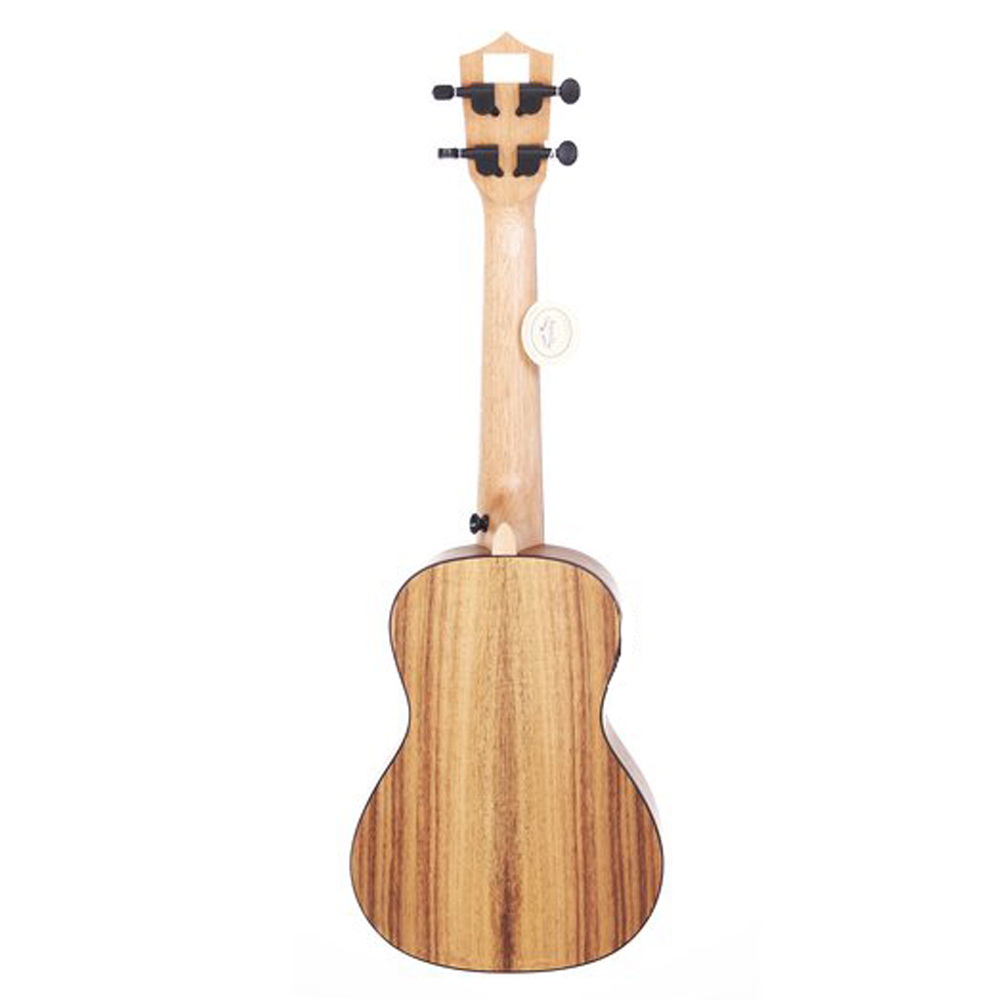 Bamboo Ukulele - Koa コンサートウクレレ BU-23CC(ソフトケース付属)《e》【メーカー直送品・1〜2営業日でお届け可能です※メーカー休業日除く】