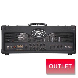 Peavey - 3120 Head 120W(アウトレット品)(ギターアンプヘッド)《e》【メーカー直送品・1〜2営業日でお届け可能です※メーカー休業日除く】