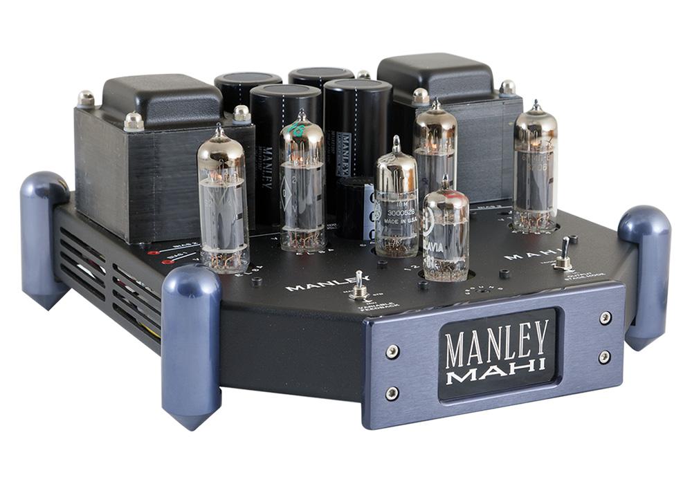 MANLEY - MAHI(真空管モノラルパワーアンプ・ペア・国内正規品)【台数限定・円高還元特価品】《e》【在庫状況は、お問い合わせ下さい】