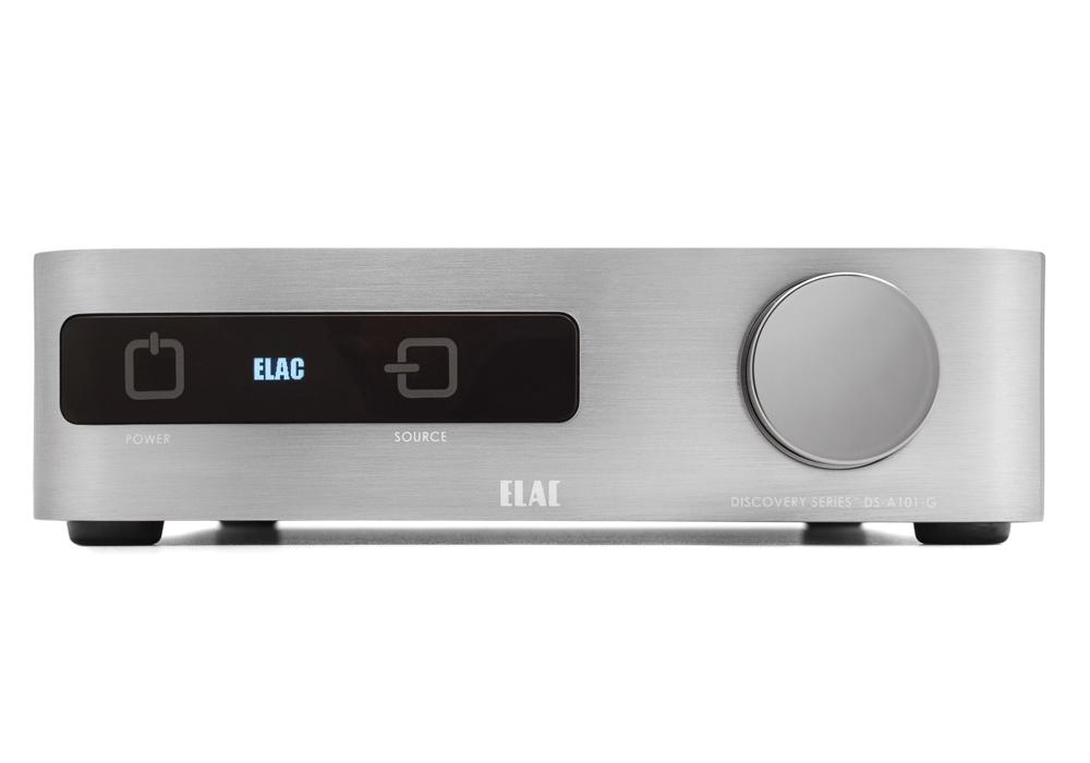 ELAC - DS-A101-G(ネットワーク対応・インテグレーテッドアンプ)《e》【メーカー直送品(代引不可)】