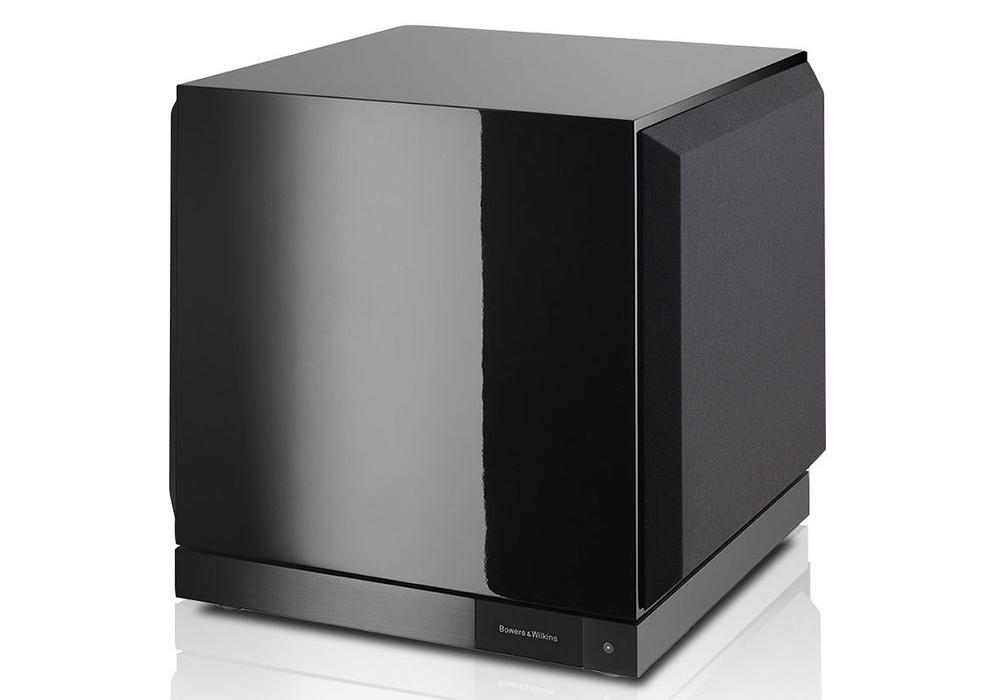 B&W - DB1D-B/ピアノ・ブラック(サブウーファー・1台)《e》【メーカー取寄商品・納期を確認後、ご連絡いたします】