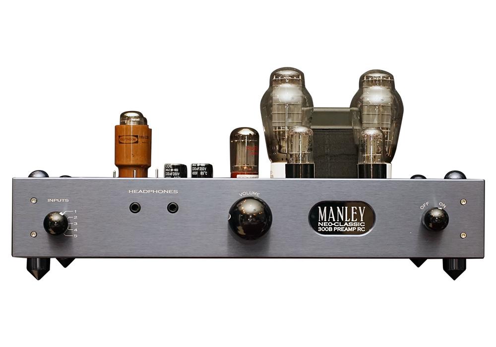 MANLEY - NEO-CLASSIC 300B RC(真空管プリ&ヘッドホンアンプ・国内正規品)【台数限定・円高還元特価】《e》【在庫有り即納】