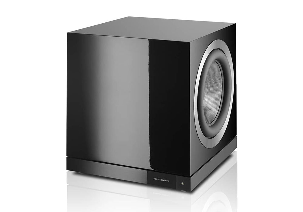 B&W - DB2D-B/ピアノ・ブラック(サブウーファー・1台)《e》【メーカー取寄商品・納期を確認後、ご連絡いたします】