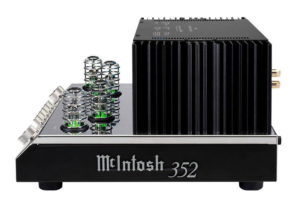 McIntosh - MA352(ハイブリッド・プリメインアンプ)《e》【在庫有り即納】