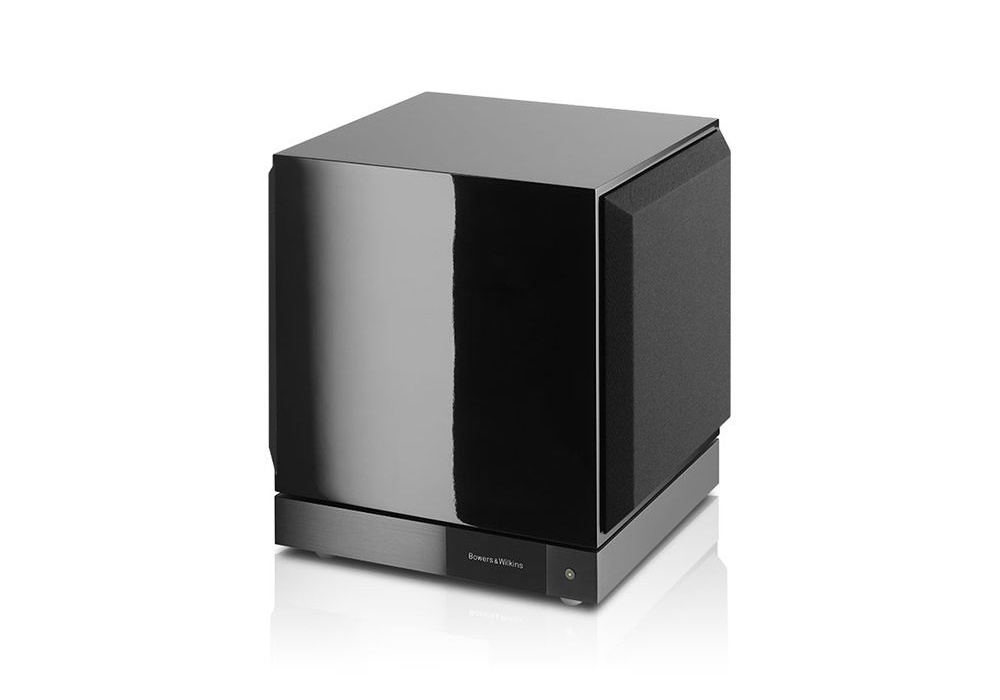 B&W - DB3D-B/ピアノ・ブラック(サブウーファー・1台)《e》【メーカー取寄商品・納期を確認後、ご連絡いたします】
