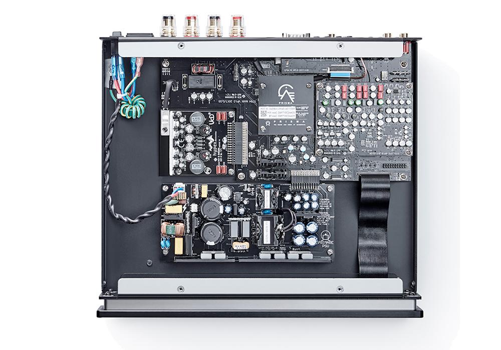PRIMARE - I15 PRISMA TAN/K(チタン&ブラック)(インテグレーテッド・アンプ)《e》【2021年3月31日まで PRIMARE 35/15シリーズご購入でアップグレード電源ケーブルプレゼントキャンペーン実施中】【メーカー直送商品(代引不可)・納期を確認後、ご連絡いたします】