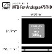 AIRBOW - WFB-For Analogue4757HD(フルコンメカモデル/耐荷重300kg・1台)《e》【在庫有り即納】
