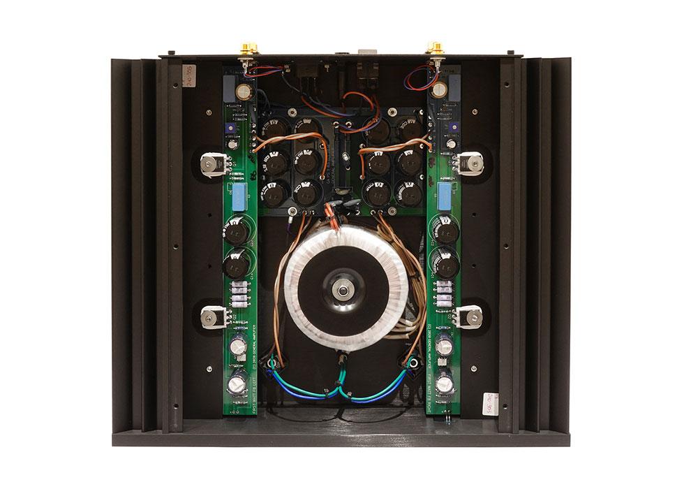 FIRST-WATT - F8(ステレオパワーアンプ)《e》【メーカー直送品(代引不可)・納期を確認後、ご連絡いたします】