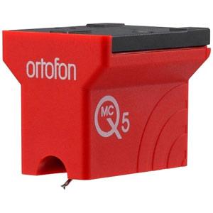 ortofon - MC-Q5(MCカートリッジ)《e》【メーカー直送品(代引不可)・3〜7営業日でお届け可能です※メーカー休業日除く】