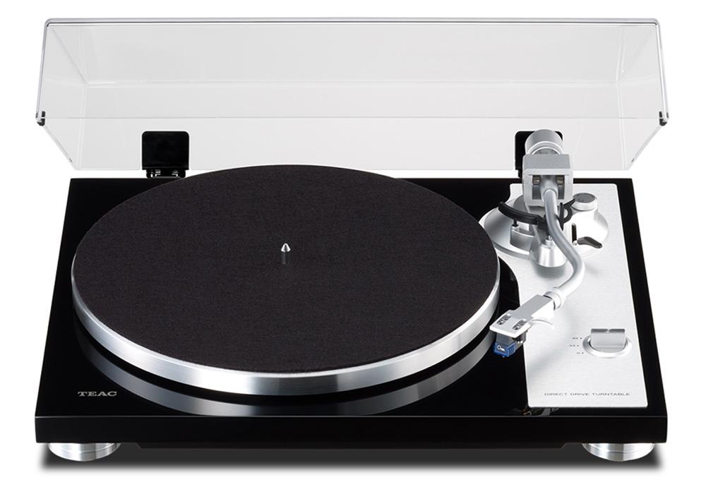 TEAC - TN-4D-B/ブラック(ダイレクトドライブ・アナログプレーヤー)《e》【次回納期未定・ご予約受付中】