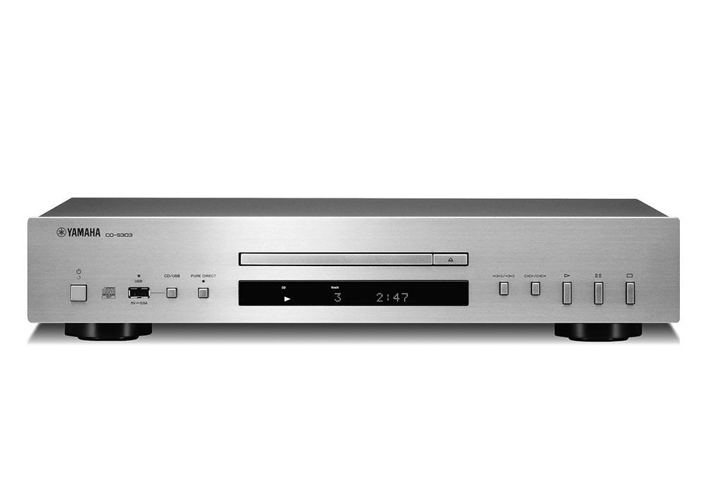 YAMAHA - CD-S303(CDプレーヤー)(シルバー)《e》【在庫有り即納】
