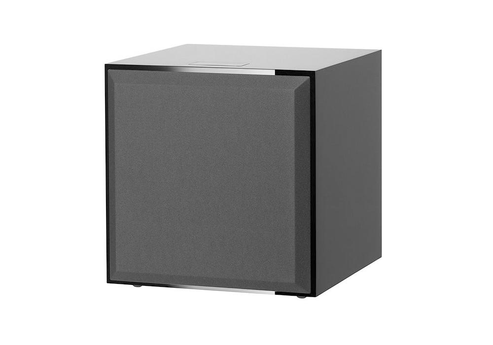 B&W - DB4S-B/ピアノ・ブラック(サブウーファー・1台)《e》【メーカー取寄商品・納期を確認後、ご連絡いたします】