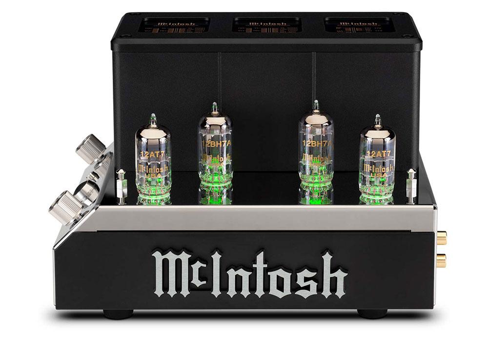 McIntosh - MHA200(真空管ヘッドホンアンプ)《e》【メーカー取寄商品・納期を確認後、ご連絡いたします】