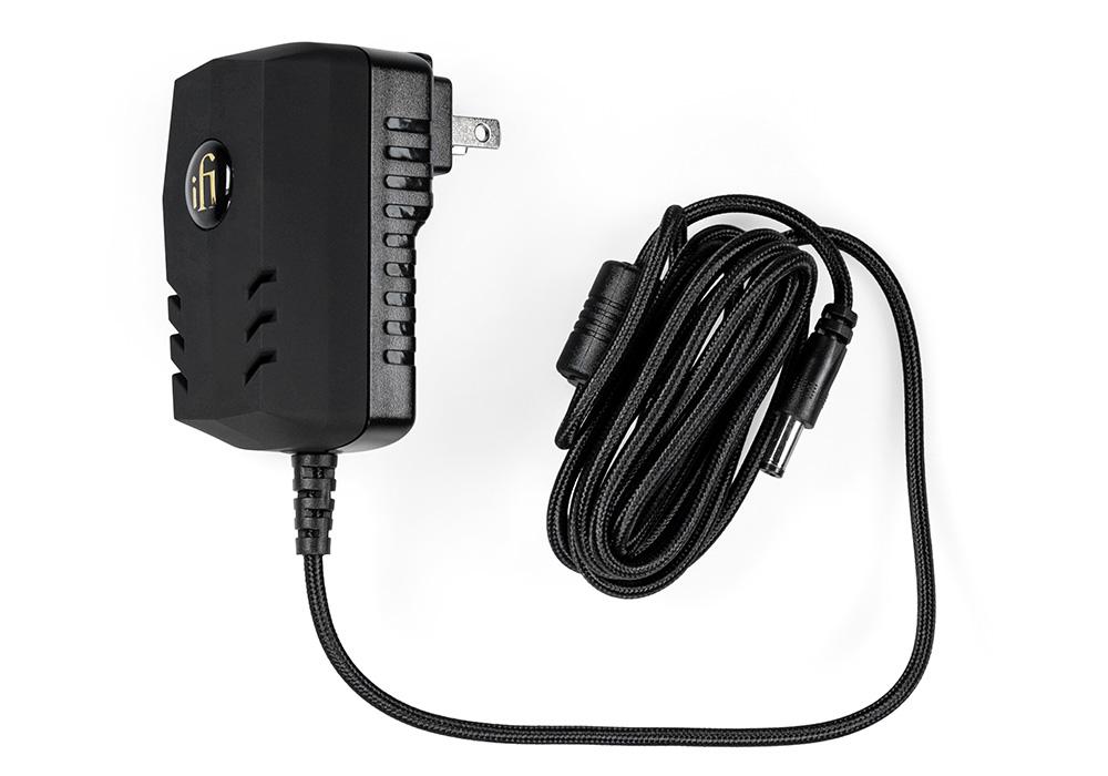 iFi-audio - iPower II 5V 正規輸入品(低ノイズ電源アダプター)《e》【在庫有り即納】