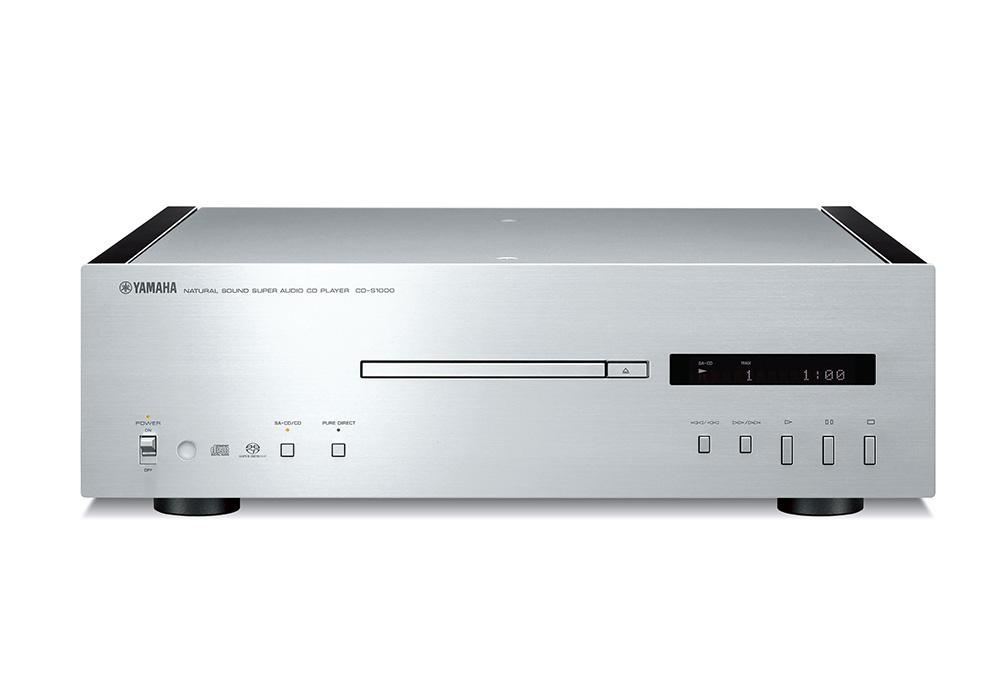 YAMAHA - CD-S1000SP(シルバー・ピアノブラック)(SACD/CDプレーヤ)《e》【在庫有り即納】
