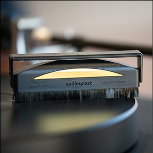 audioquest - LPCLEANER(レコードクリーナー)《e》【在庫有り即納】