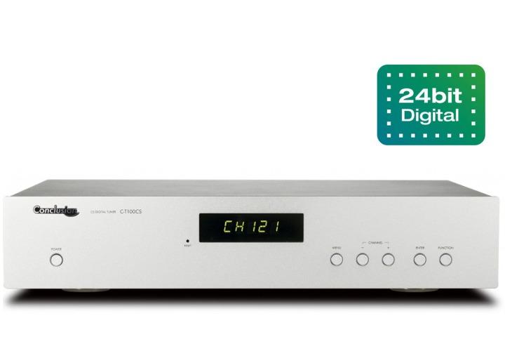 Conclusion - C-T100CSXi(タイムシフトコントローラー対応・楽曲ディスプレイ対応・高音質ミュージックバード専用チューナー)《e》【在庫有り即納】