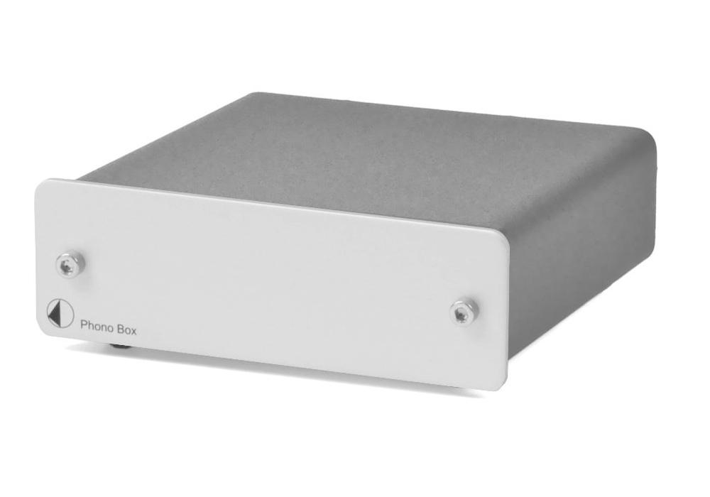 Pro-Ject - PHONOBOX/SL(スタンダードMM/MCフォノアンプ)《e》【在庫有り即納】