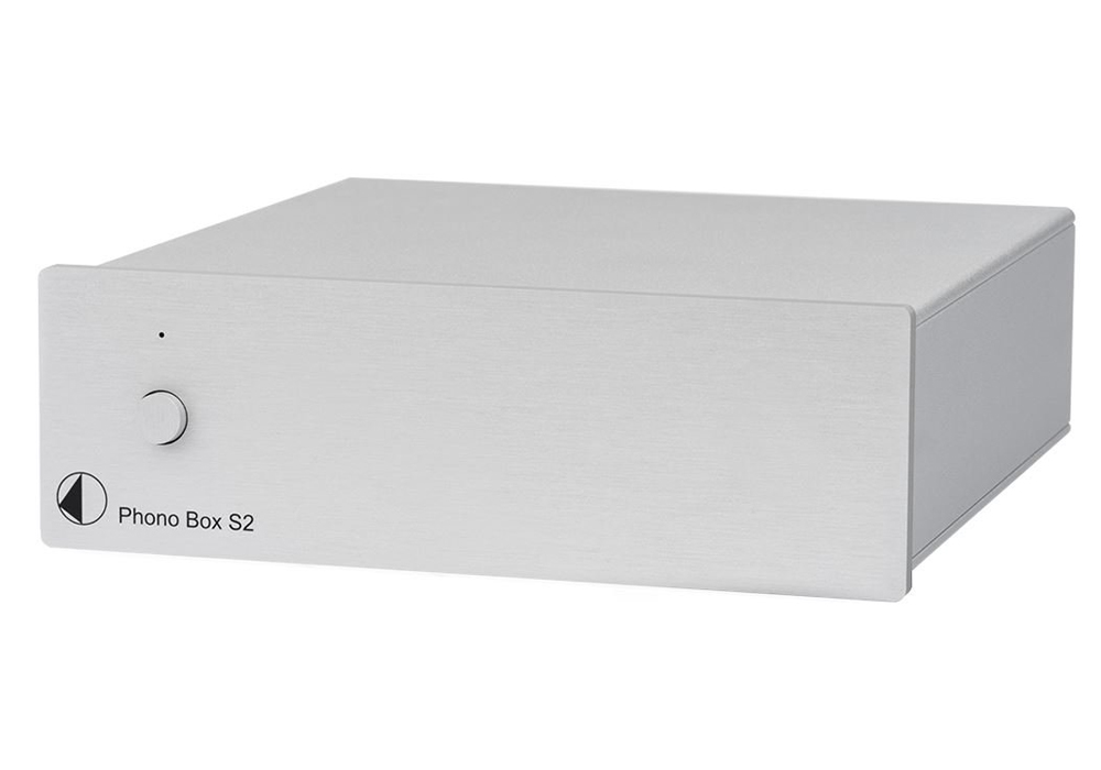 Pro-Ject - PHONOBOX/S2/SL(デュアルモノMM/MC フォノアンプ)《e》【在庫有り即納】
