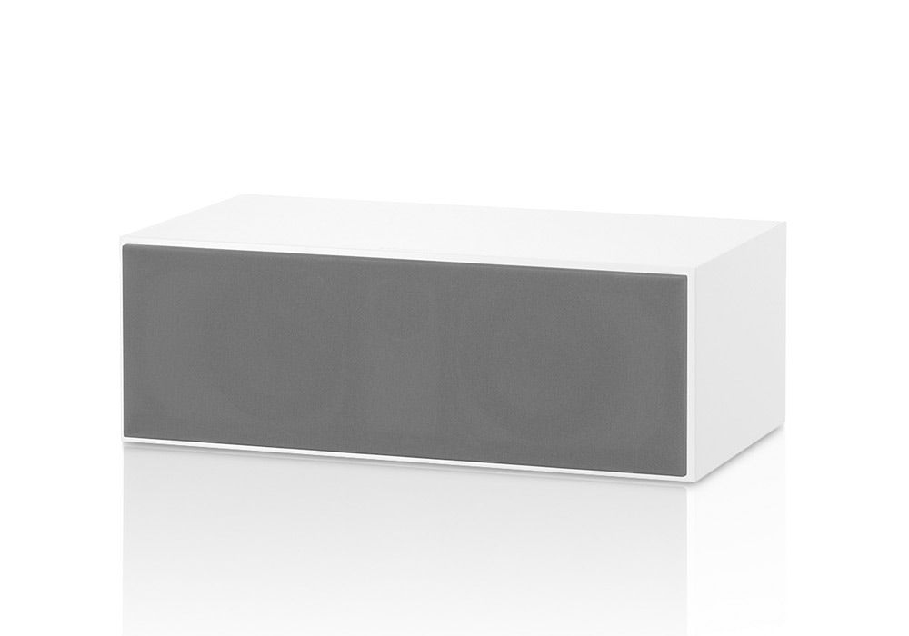 B&W - HTM72S2-W/サテンホワイト(1本)(センタースピーカー)《e》【受注生産品・納期を確認後、ご連絡します(代引・カード決済不可)】