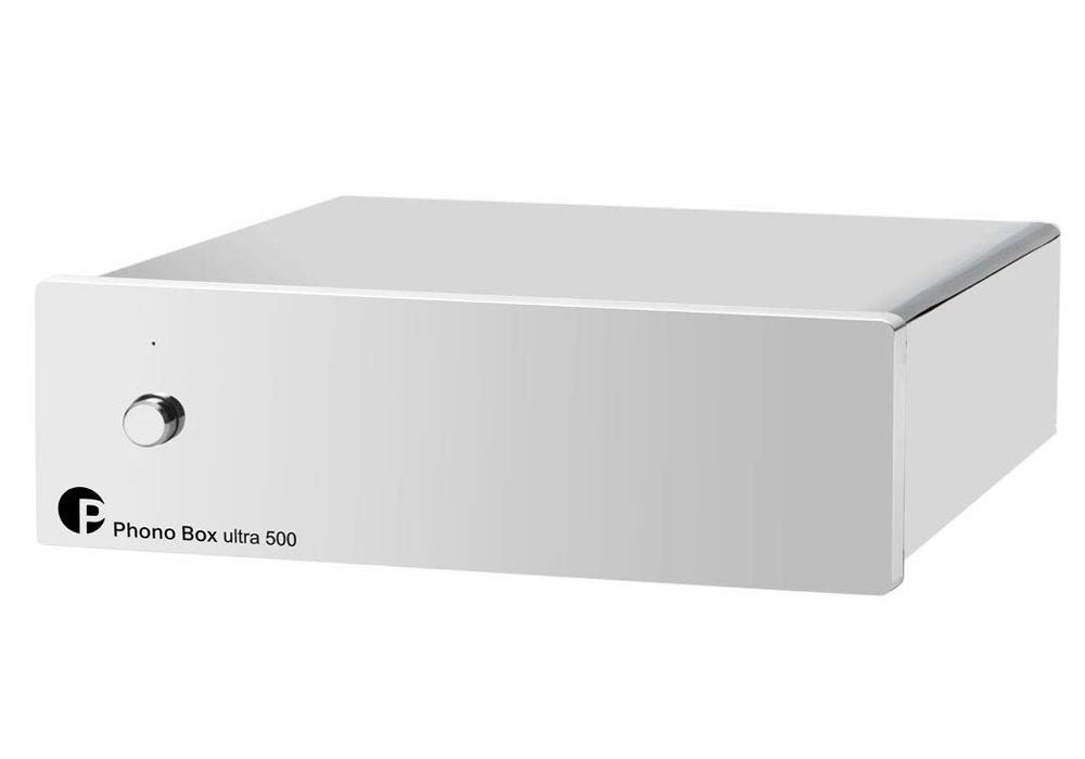 Pro-Ject - PHONOBOX/ULTRA500(ディスクリートMM/MC フォノアンプ)《e》【在庫有り即納】