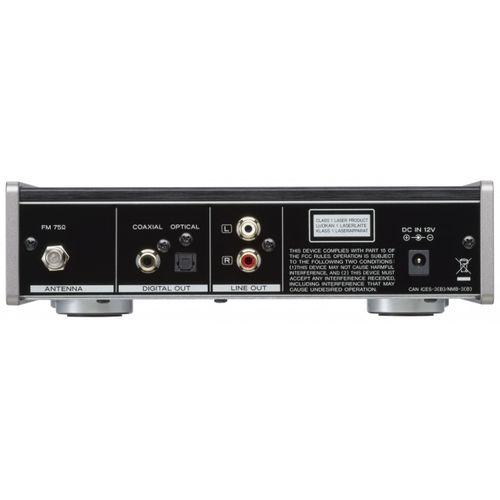 TEAC - PD-301/シルバー(CDプレーヤー)《e》【在庫有り即納】