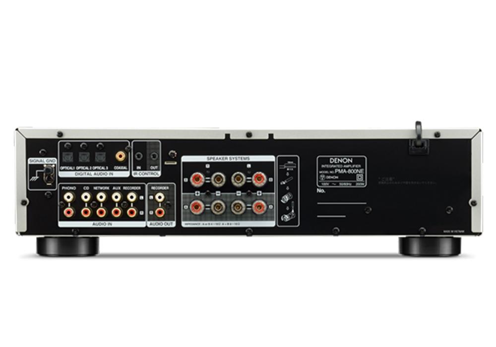 DENON - PMA-800NE-SP/プレミアムシルバー(プリメインアンプ)《e》【次回納期未定・ご予約受付中】