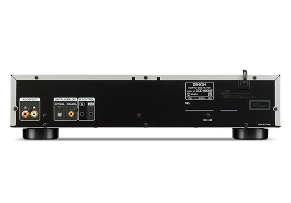 DENON - DCD-800NE-SP/プレミアムシルバー(CDプレーヤー)《e》【在庫有り即納】