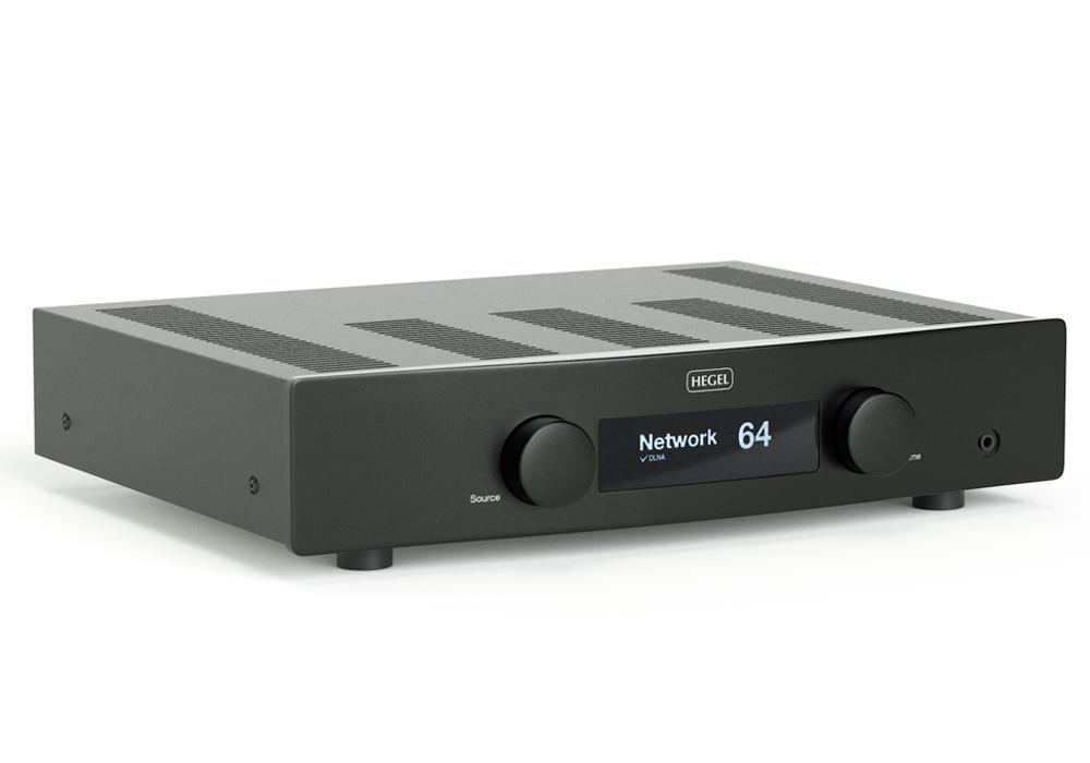 HEGEL - H95(ブラック)(ネットワーク・USB/DAC内蔵インテグレーテッドアンプ)《e》【在庫有り即納】